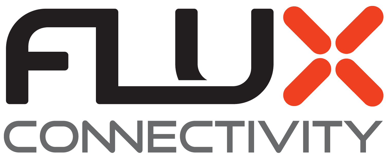 Flux Connectivity Logo in color