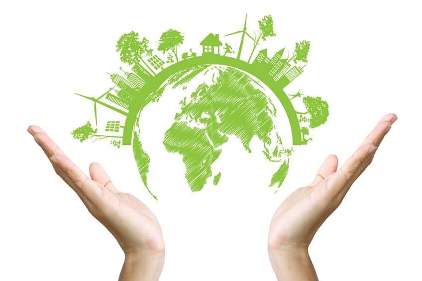 Image showing environmental sustainability