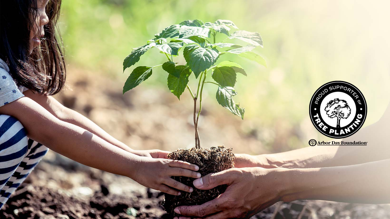 Flux Connectivity Partners With Arbor Day Foundation For The Time For Trees Initiative